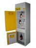 Шкафы для хранения комбинированные (ЛВЖ, кислоты, основания)
