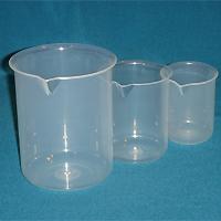 Лабораторная посуда из пластика
