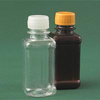 Бутылка квадратная 125 мл