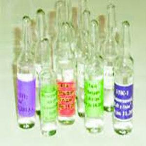 ГСО состава и свойств органических веществ