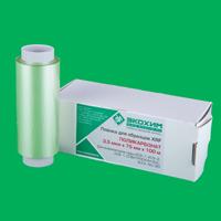 Купить поликарбонатную плёнку 3,5 мкм х 75 мм