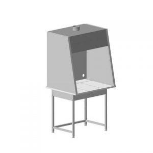 Вытяжные шкафы для нагревательных печей
