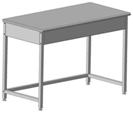 Столы лабораторные химические stol upr