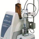 Титратор потенциометрический автоматический АТП-02. Для заказа звоните 8(812)718-82-72.