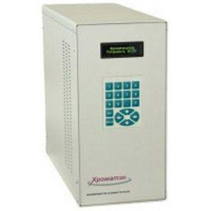 Модернизация старых газовых хроматографов