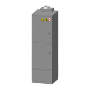 Шкафы для хранения кислот, горючих и опасных веществ